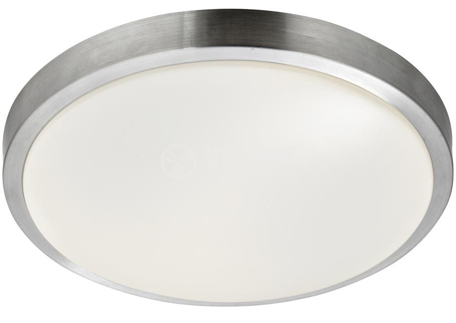 LED ceiling fixture VILLA, 15W, round, 220VAC, 1150lm,  6400K, cool white, metal trim, BH20-0428  - 6