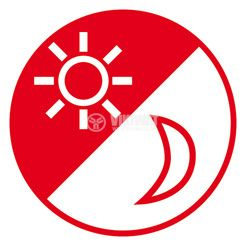 LED нощна лампа, NL09 MB, Brennenstuhl, с PIR сензор, 9 LED диода - 8