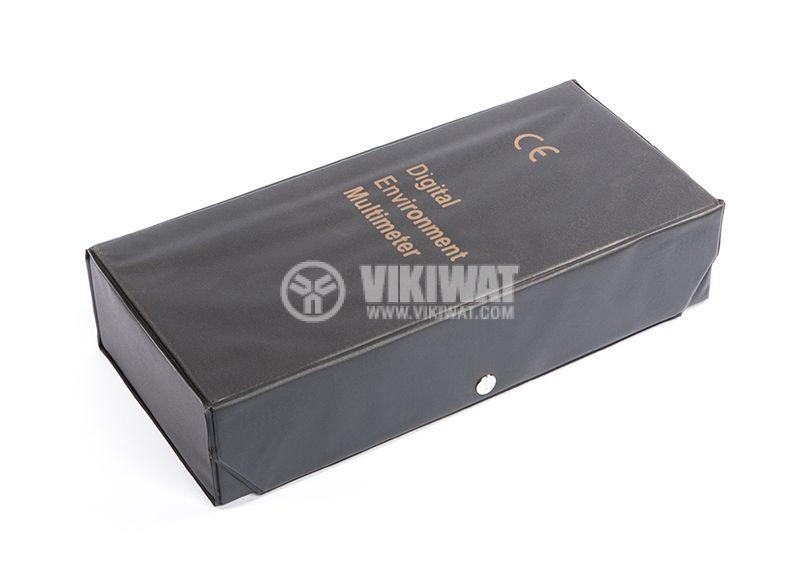 MASTECH MS6300 5 в 1 Луксметър, Термометър, Влагомер, Шумомер - 6