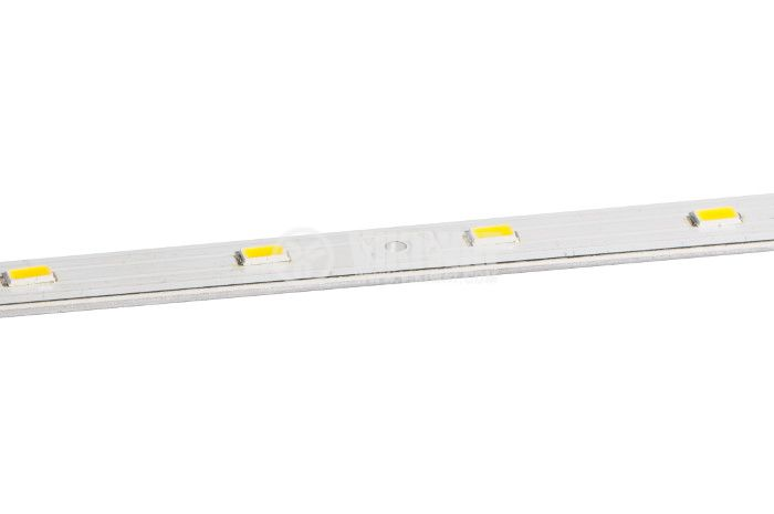 LED твърда лента SMD5630, 4.5W, 12VDC, IP20, топлобяла, 270mm - 2