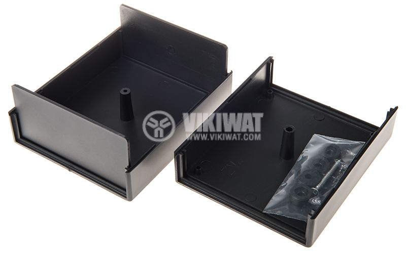 Кутия Z-5А полиестерна черна - 2