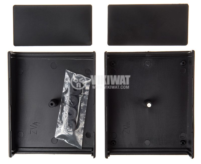 Кутия Z-5А полиестерна черна 110x90x49 - 3