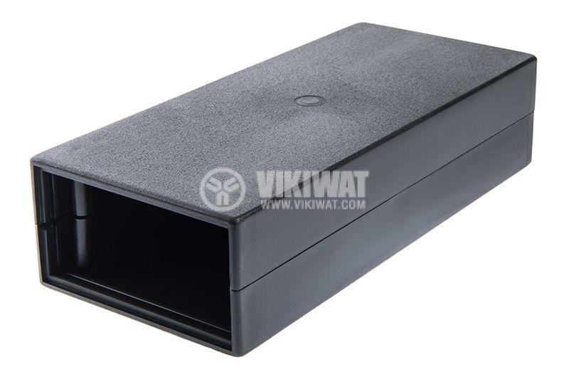 Кутия полистирен черна - 2