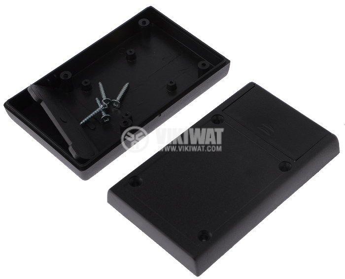 Кутия Z-32/KP20 полистирен черна 110x66x27 - 2