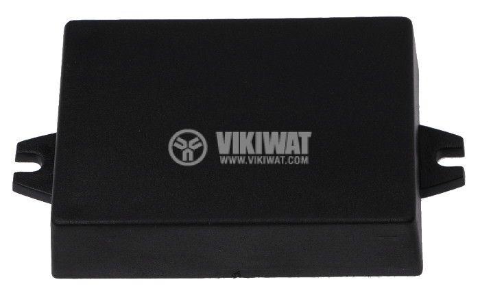 Кутия Z-53 полистирен черна 91x65x22 - 1