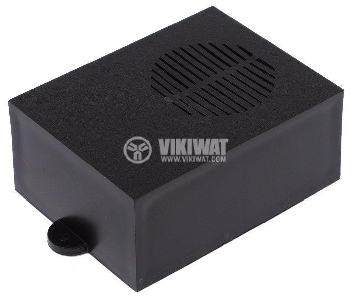 Кутия KM-36 ABS черна 85x64x36 - 1