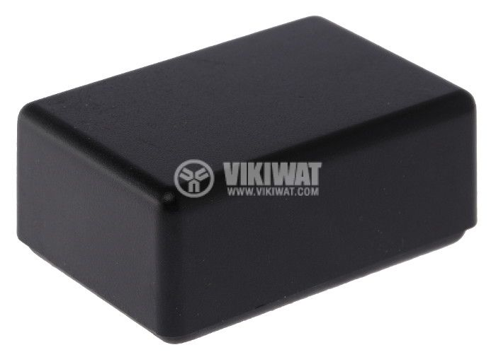 Кутия PP85NC ABS 45x31x20 пластмасова черна - 1