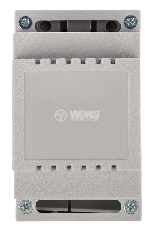 Кутия пластмасова ЕZ102 89х65х53 mm за еврошина - 4
