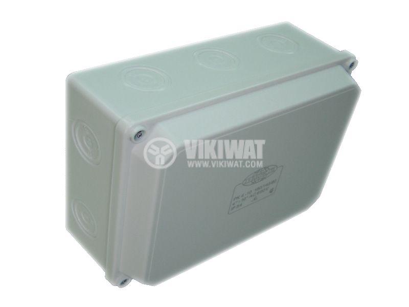 Junction box PK180x140x80mm, outdoor installation - 2