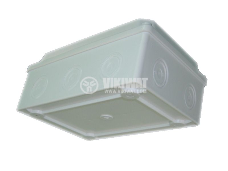 Junction box PK180x140x80mm, outdoor installation - 3