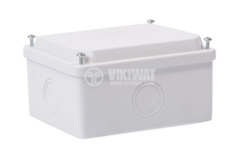 Junction Box PK 120x100x68mm, mounting - 1