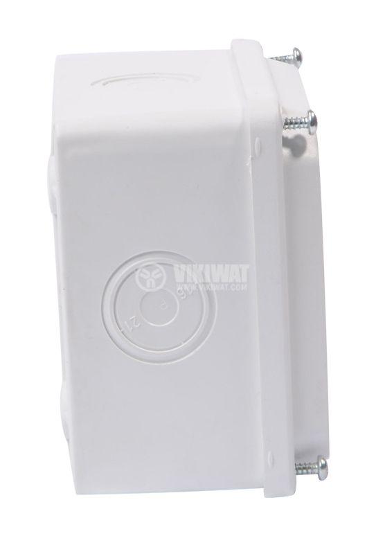 Junction Box PK 120x100x68mm, mounting - 4