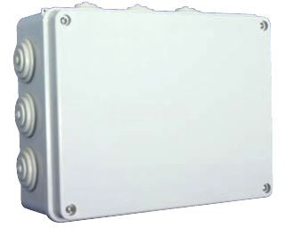 Junction box PK 300x220x120mm, outdoor mounting