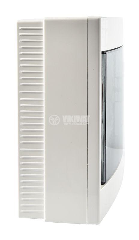 Апартаментно табло, 12 модула, VIKO by Panasonic, бял цвят, 90912112, външен монтаж - 7