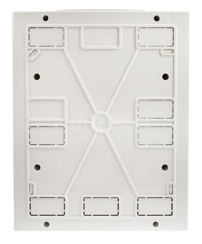 Home Switch Board, 16, surface mounting, PVC - 5