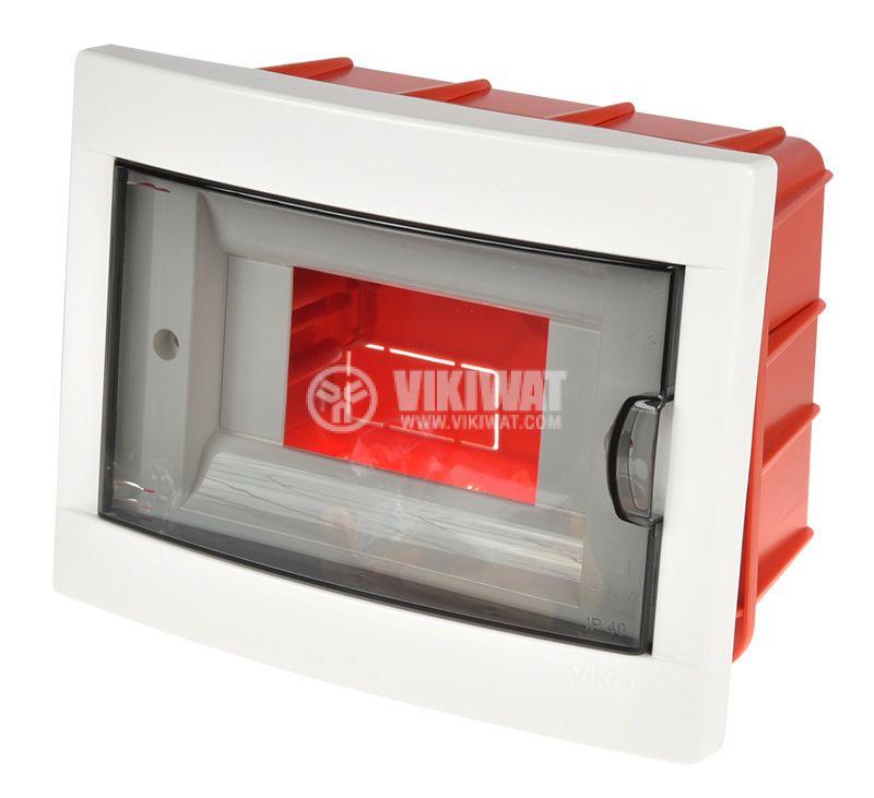 Апартаментно табло за вграден монтаж 6 прекъсвача, VIKO 90912006 - 2
