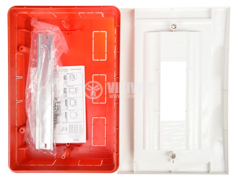 Home Switch Board, 12, flush mounting - 6
