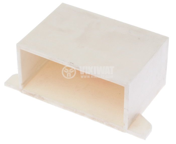 Enclosure box P5 plastic 70x34x47 mm, white