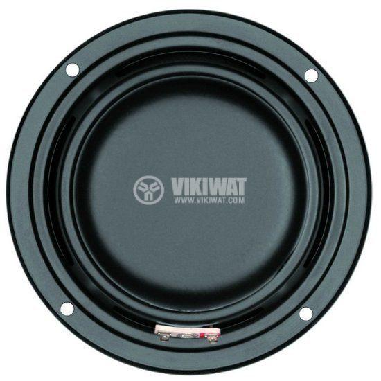 Broadband speaker M4N, 15W, 8 ohm, f108 x63 mm - 3