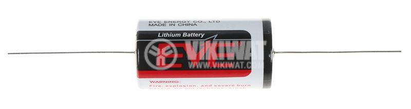 Lithium battery ER26500 - 1