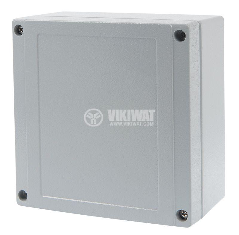 Switch box LV1414, 140x140x75mm, IP66 - 2