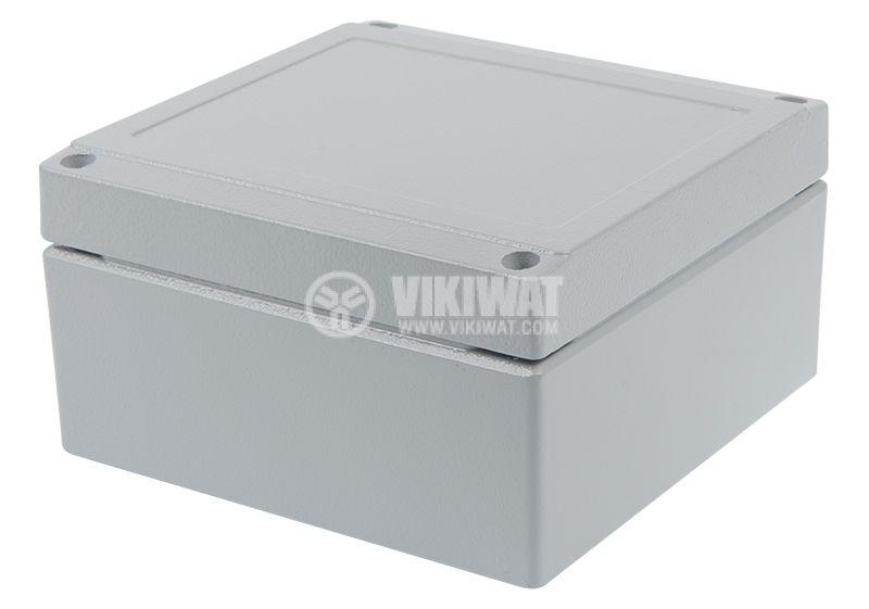 Switch box LV1414, 140x140x75mm, IP66 - 1