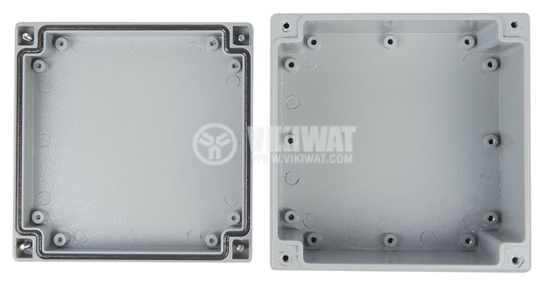 Switch box LV1414, 140x140x75mm, IP66 - 3