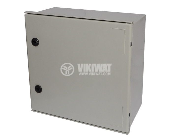 Polyester box VP-440, 400x400x200mm, IP65 - 1