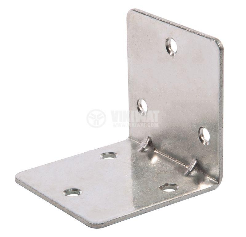 Corner protector for D'Konti speaker, 50x50mm, 90 °