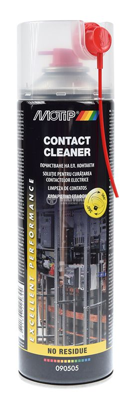 Contact cleaner, 500 ml