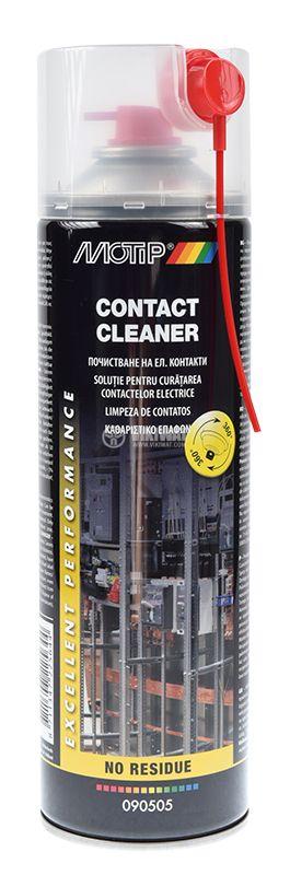 Спрей за почистване на електрически контакти, 500 ml