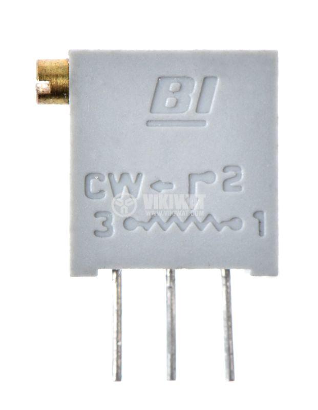 Тример потенциометър 500Ohm - 1