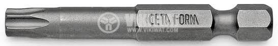 Накрайник torx T25 X 50 mm