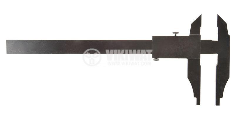 Caliper, metal, 0-200mm - 3