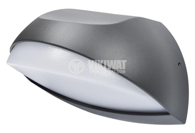 LED градинска лампа PIRUS-S, 7W, 220VAC, 500lm, 3000K, IP54, BG40-00502 - 4