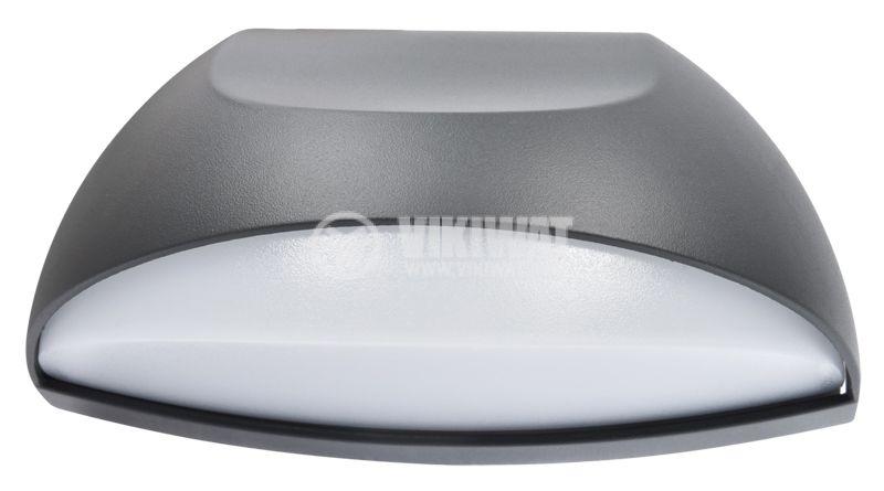 LED градинска лампа PIRUS-S, 7W, 220VAC, 500lm, 3000K, IP54, BG40-00502 - 5