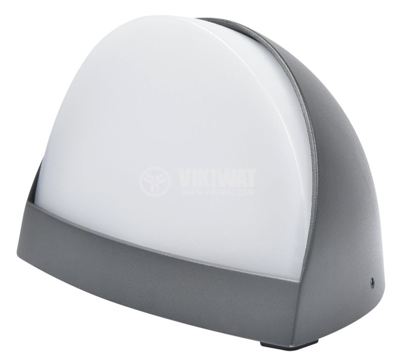 LED градинска лампа PIRUS-S, 7W, 220VAC, 500lm, 3000K, IP54, BG40-00502 - 7