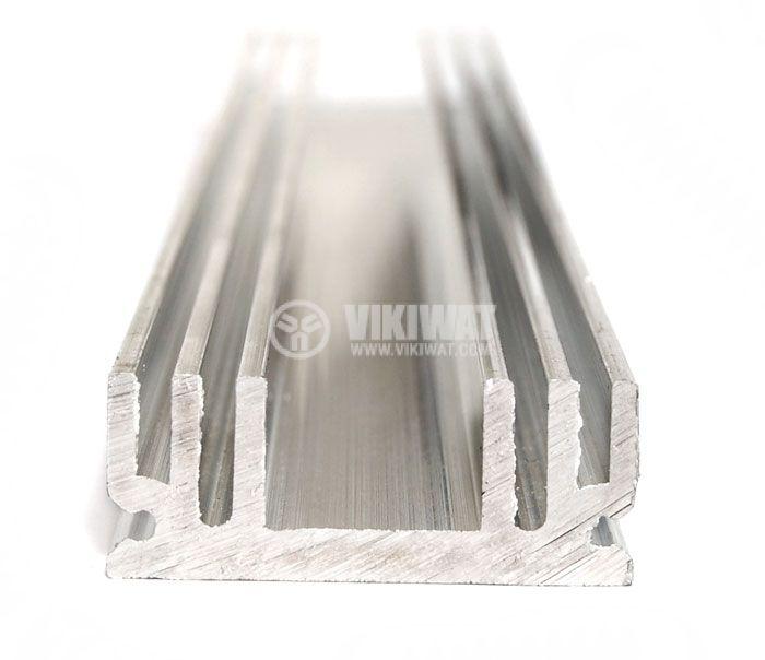 Алуминиев радиатор за охлаждане 1000mm, 29x11.5mm - 1