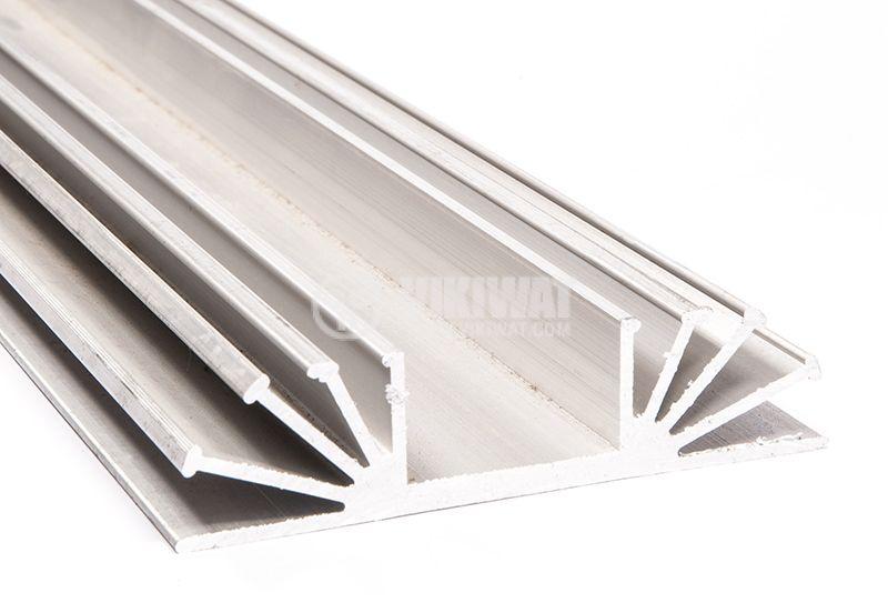 Aluminum cooling radiator profile 0194 1000mm 105x25 mm - 2