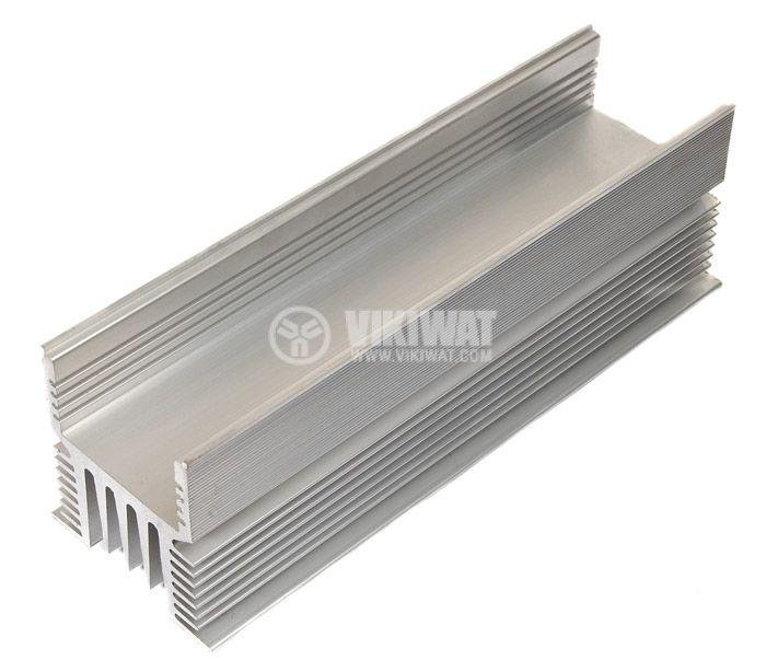 Aluminum cooling radiator profile 1000mm SSR relays - 3