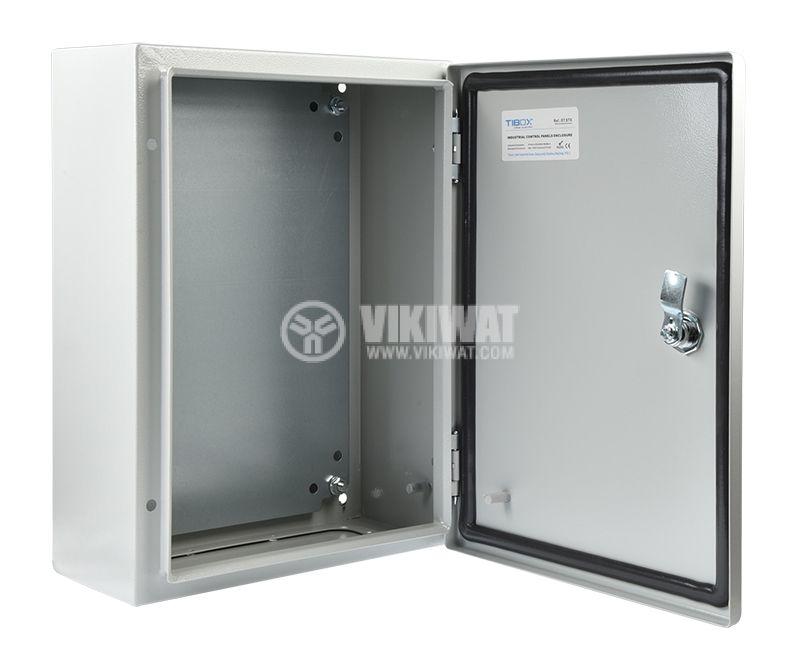 Switch Box ST3 415, 400x300x150mm, IP66 - 2
