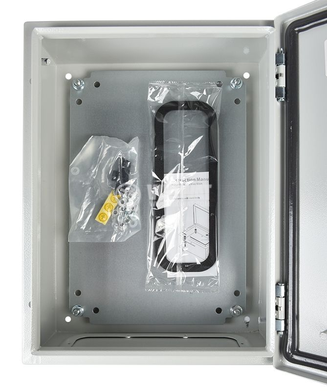 Switch Box ST3 415, 400x300x150mm, IP66 - 4