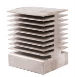 Радиатор алуминиев, за охлаждане 80х95х70mm