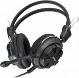 Слушалки HS-28-1, стерео, стерео жак 3.5mm, микрофон