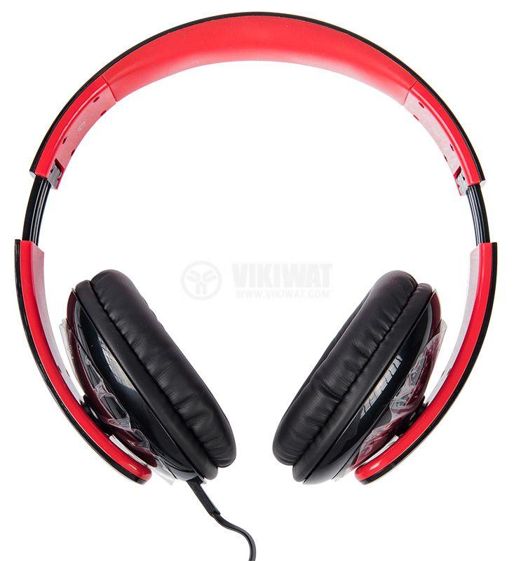 Microlab K310 Lightweight Stereo Headset, 50mW, 108dB - 1