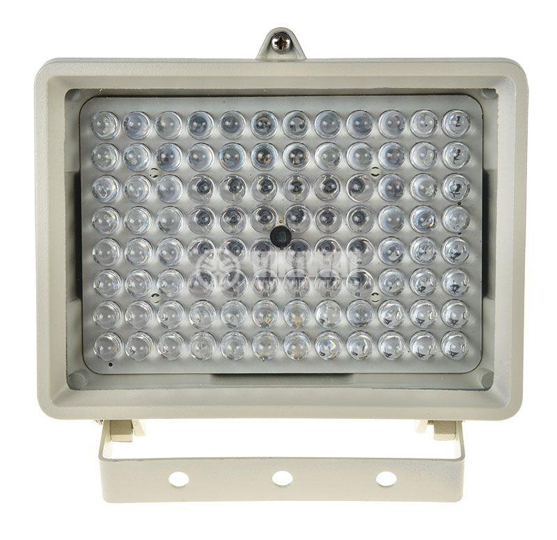 Инфрачервен прожектор P710A3K за видеонаблюдение, 220VAC, 100m - 1