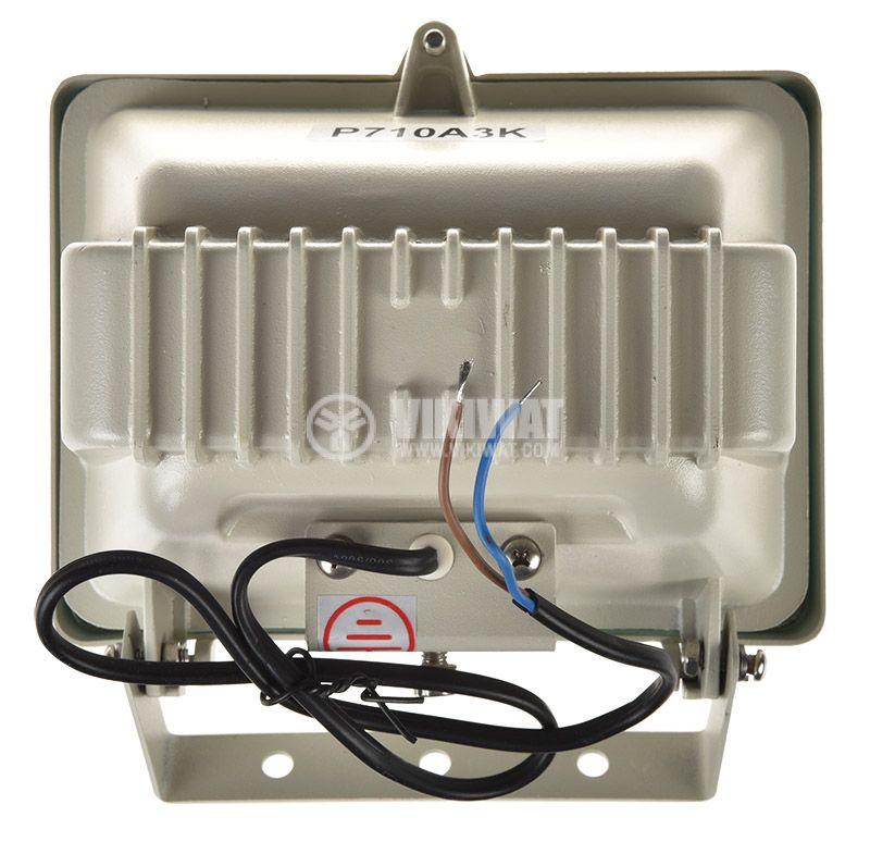 Инфрачервен прожектор P710A3K за видеонаблюдение, 220VAC, 100m - 3