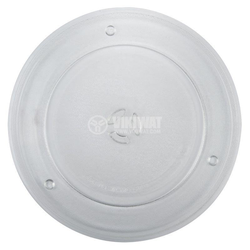 Microwave glass plate, Ф324mm - 3