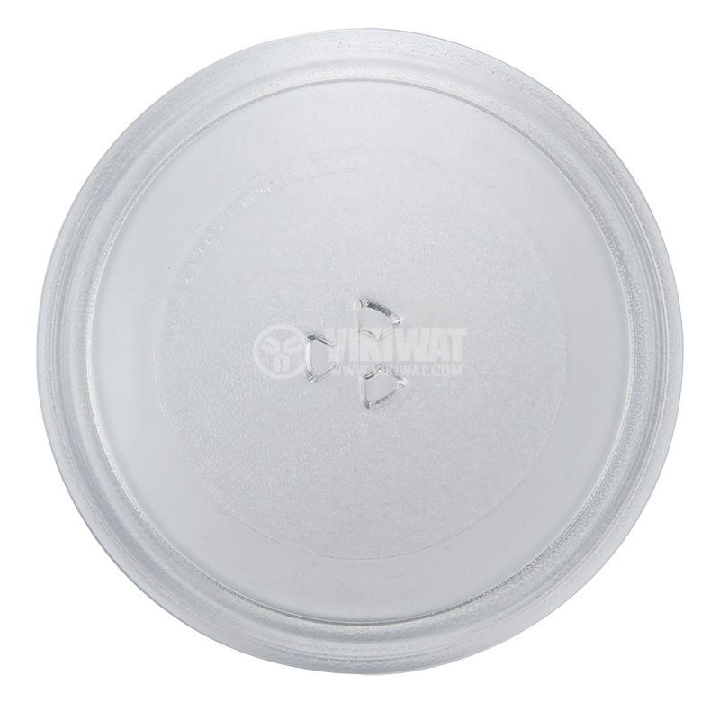 Microwave glass plate, Ф284mm - 2
