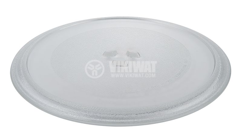 Microwave glass plate, Ф284mm - 3